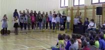 Kulturni dan – posnetek šolske prireditve