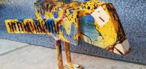Zlato priznanje na Likovnem svetu otroku v Šoštanju